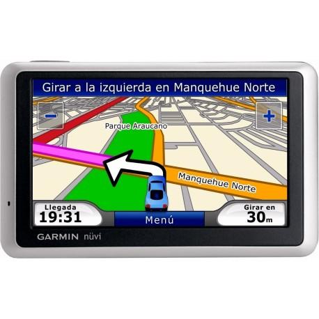 Mapa para GPS garmin Chile